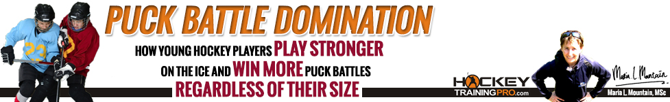 strength training for young hockey players